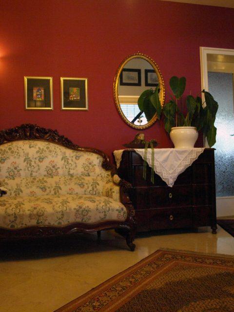 Haus de Paoli - Foyer