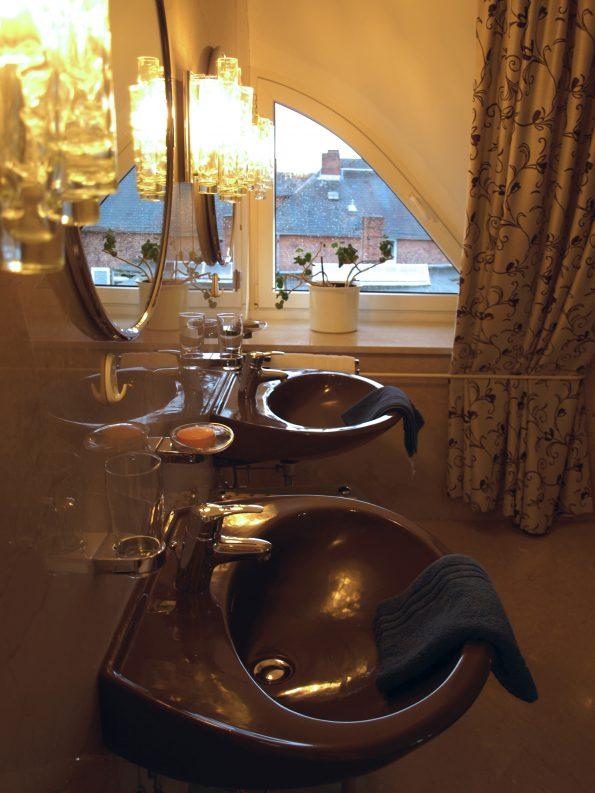 Haus de Paoli - Zimmer oben - Bad