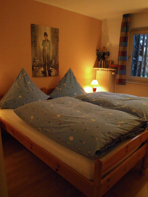 Haus de Paoli - Ferienwohnung - Schlafzimmer