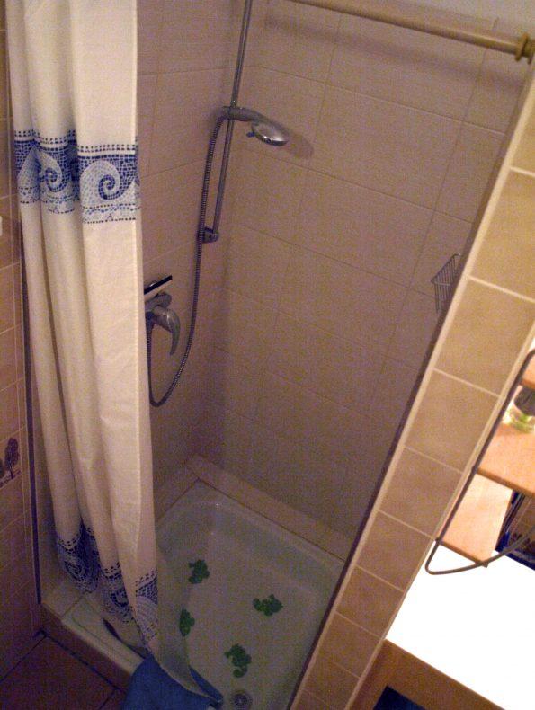 Haus de Paoli - Ferienwohnung - Dusche