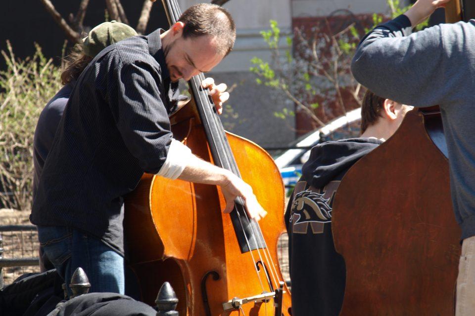 Wochenmarkt-Jazz in Eutin